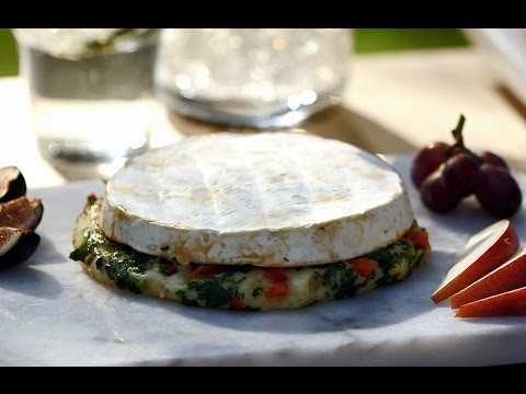 Recipe: BBQ Brie with Fresh Herbs