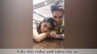 Splitsvilla 10 Divya Agarwal With Priyank Sharma Live At Mall
