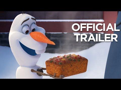 watch Olaf's Frozen Adventure - Official US Trailer