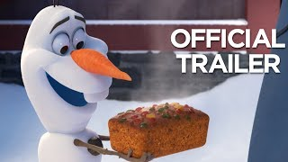 olafs frozen adventure official us trailer