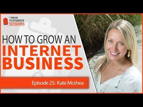 OPP25 Kate Mcshea - How to Build a Successful Internet Business as a Teacher, Educator