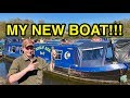 1. I BOUGHT A(nother) NARROWBOAT!!!