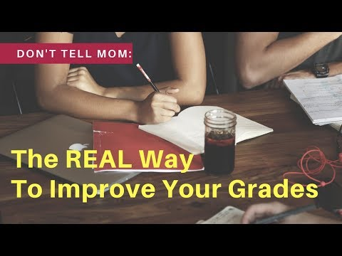 School Motivation: The REAL Way to Improve Your Grades