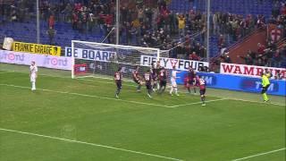 Genoa - Roma 0-1 - Highlights - Giornata 15 - Serie A TIM 2014/15