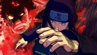 MOD MATRIX! Sage Shino (Neo) VS Naruto THE LAST (Agents