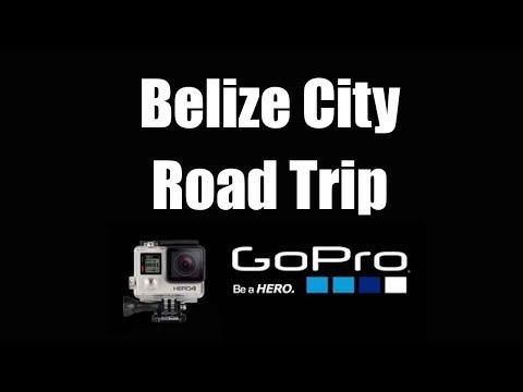 Belize Road Trip | GoPro 4 Silver  | Virtual Trip