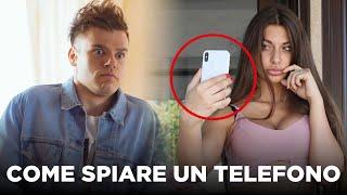 COME SPIARE UN TELEFONO - Trucchi Geniali - iPantellas