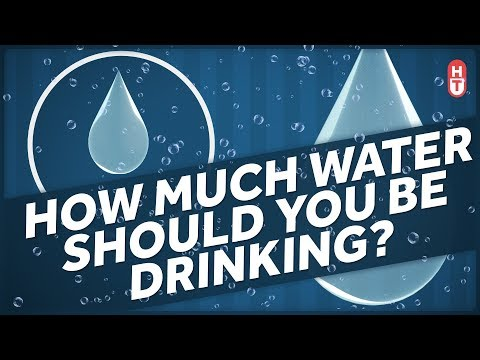 You're Probably not Dehydrated: The Eight Glasses of Water a Day Myth