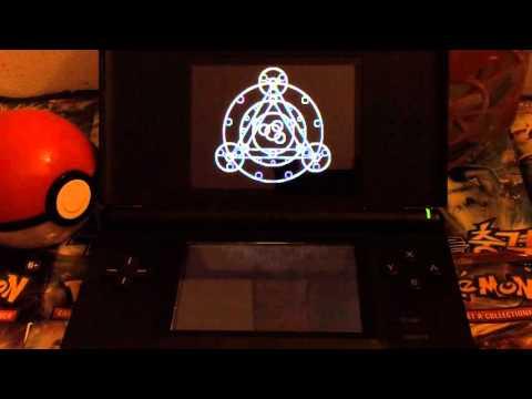 Comment Avoir Giratina/Palkia/Dialga sur Pokemon Heart Gold et Soul Silver ! TuTo HD FR