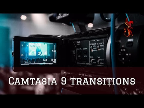 camtasia 9 transitions