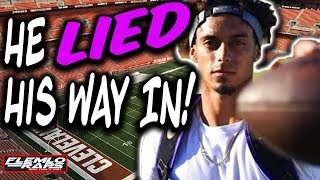 What Happened to The Player Who LIED His Way Into the NFL?