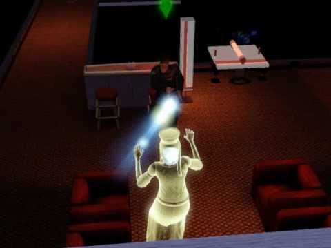 How to Catch a Ghost!!!(sims 3)