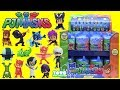 PJ MASKS Collectible Figures Surprise Capsules Series 5 With Owlette Catboy Gekko