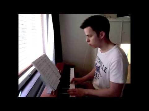 Alicia Keys - How It Feels to Fly (Piano Cover by M. Wivolin)
