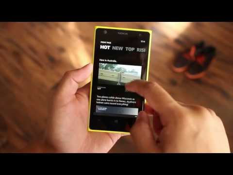 Readit - One of the most stunning Windows Phone apps, dedicated to Reddit