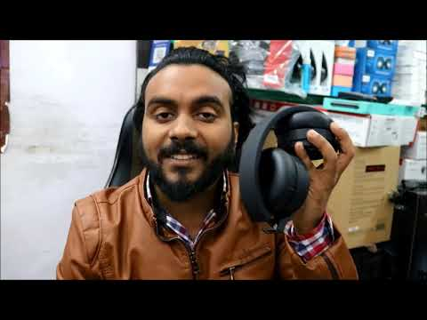 F&D HW111 Wireless Headphone   Unboxing   Review (BOOM BOOM BASS)