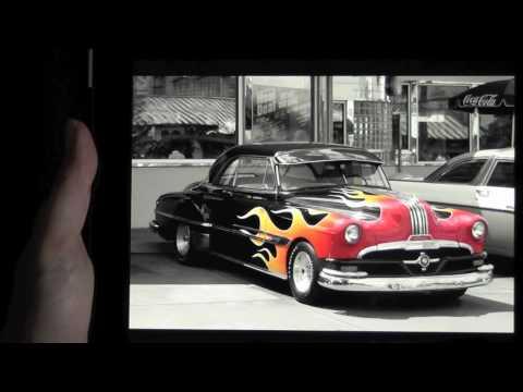 Color Splash for iPad
