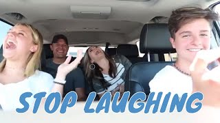 Dad made him feel uncomfortable | STOP Laughing at him | The LeRoys