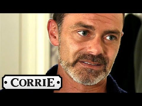 Coronation Street - Billy Returns Home From Rehab