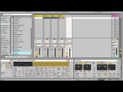 How to make boom bap drums in Ableton Live