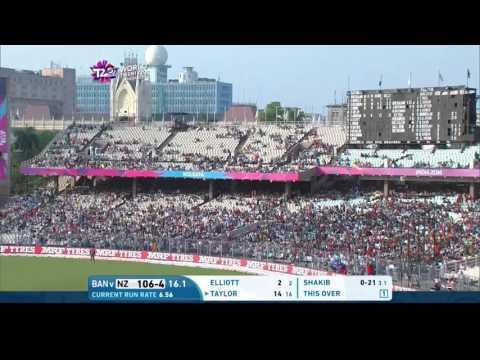ICC #WT20 Bangladesh vs New Zealand Match Highlights