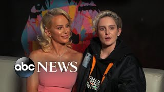 Gigi Gorgeous, her fiance Nat Getty on engagement, having kids and her new book