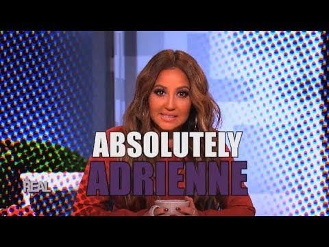 Adrienne Houghton Gets Real About Baby Mama Drama