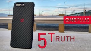 OnePlus 5T Review Like No Other