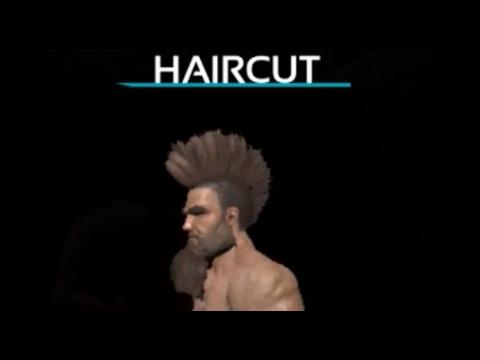 ARK // How do I cut my hair in ARK: Survival Evolved? How do I trim my beard?