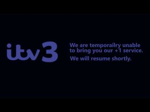 ITV3 +1 - Can,t Be Broadcast - will be back shortly