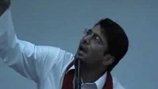 Na Pouchye key kiya Hussain(a.s)Hai -Mir Hasan Mir