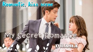 My Secret Romance (Romantic, kiss scene)