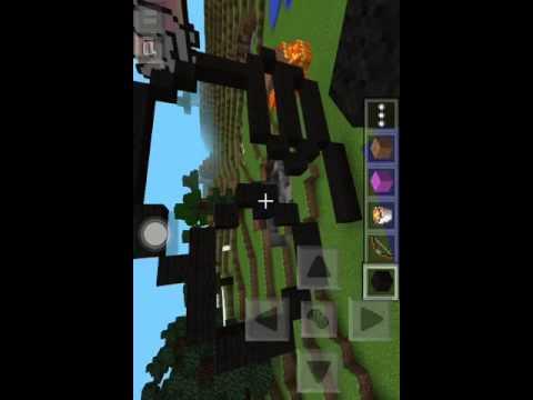 Minecraft PE Nyan Cat and Flappy Bird