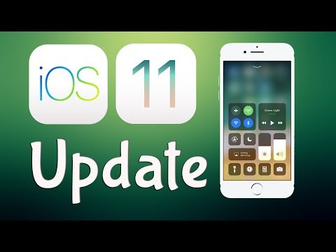 iOS 11 Released and Review in Bangla