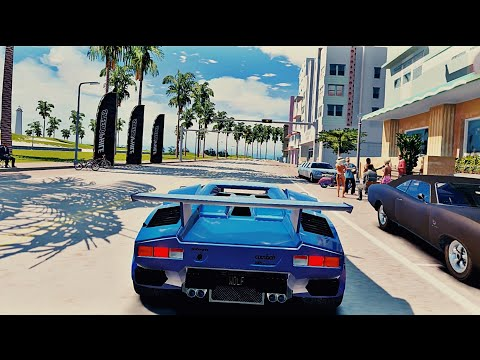 How To Get Lamborghini In Gta Vice City Android