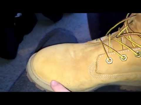 How To Clean Timberland Boots