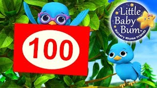 Numbers Song for Children | 10 to 100 | Part 2 | Nursery Rhymes | Original Song by LittleBabyBum!