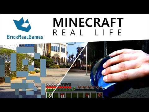 Minecraft Real Life - Potion of Nightvision - BrickRealGames
