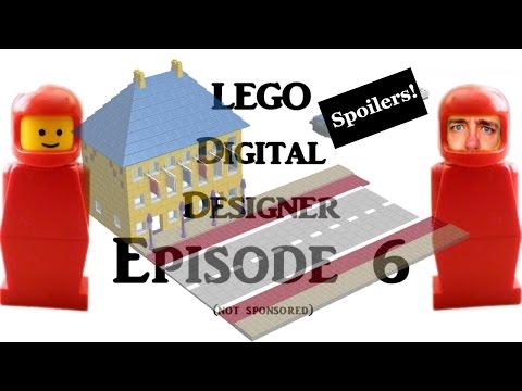 LEGO Digital Designer - Episode 6: Bulding A City II