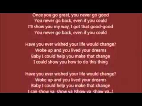 Iggy Azalea - Change Your Life (lyrics)