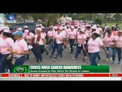 7,000 Women Receive Free Breast Cancer Screening In Cross River