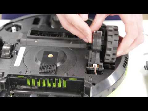 DigiPro® Robotic Vacuum - Wheel Replacement