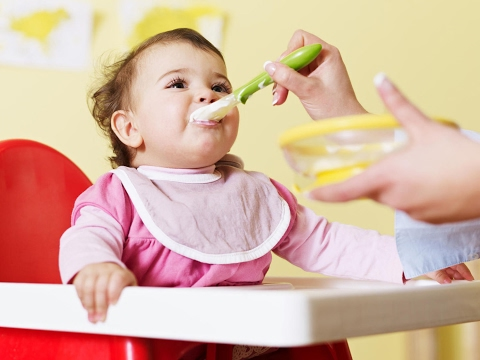 Milk Rice For Healthy Baby   Rice Cereal