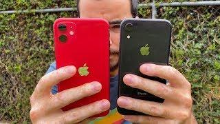 iPhone 11 VS iPhone XR - Todo Lo Que Tienes Que Saber