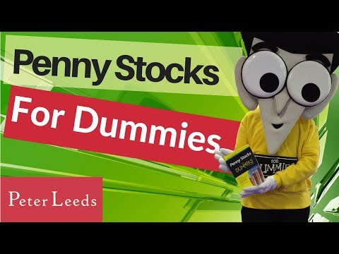 Penny Stocks for Dummies