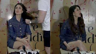 Kareena Kapoor के ऐसे अजीब नखरे देख कर आप हैरान रह जाएंगे Veere Di Wedding की Promotion पर