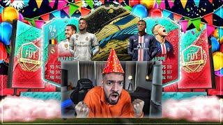 FIFA 20: FUT BIRTHDAY AUS EUREN REWARDS ZIEHEN + ICON PACKS 😱🔥