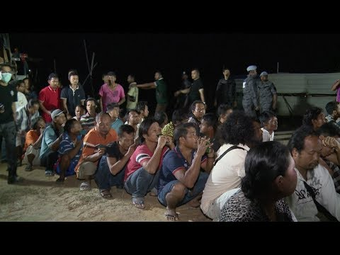 Malaysia Commences Major Roundup of Illegal Migrants