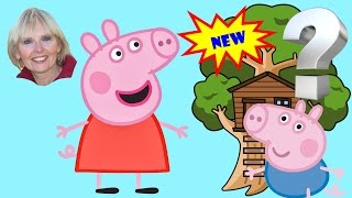 "♥♥   Peppa Pig ""Wheres George"""