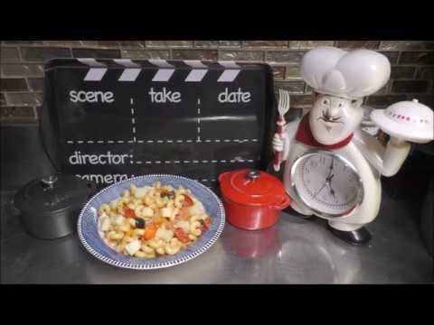 ~Momma Mia's Pasta Salad~